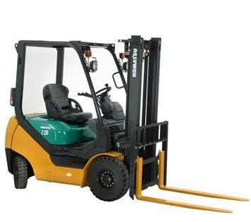 2 Ton Forklift