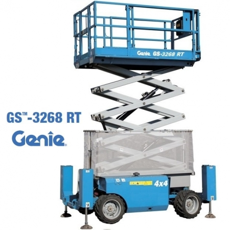 Genie 3268 Scizzors
