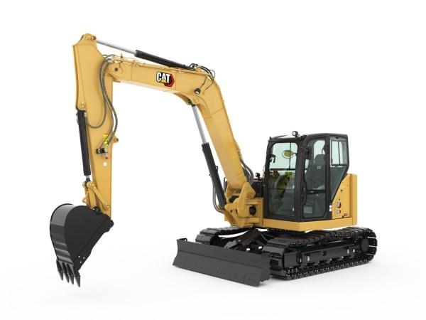 8 Ton Excavator